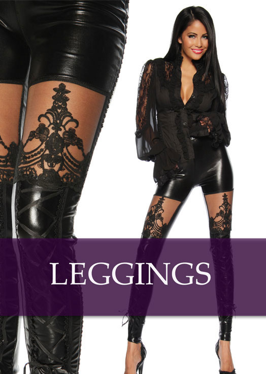Partymode, Wetlook Leggings
